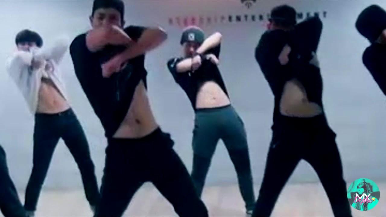 Uma Lenda Chamada Abs Jooheon Monsta X Youtube