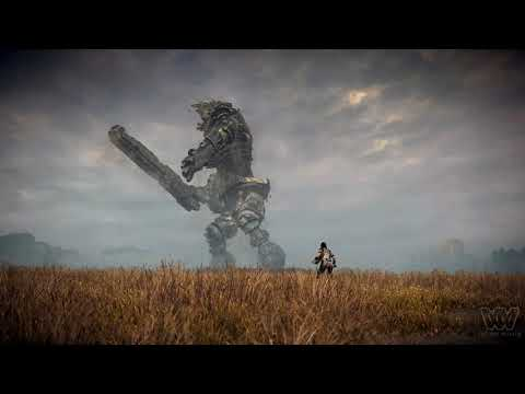(Remake) Shadow of the Colossus OST - In Awe of the Power [Extended]