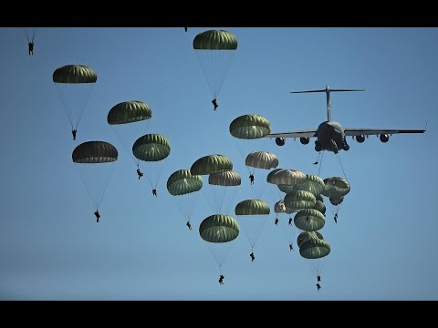 Blood on the Risers gory gory what a hell of a way to die 101st Airborne footage