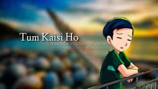 Mera Haal Bura Hai Lekin Tum Kaisi Ho Likhna WhatsApp States💜(1080p)
