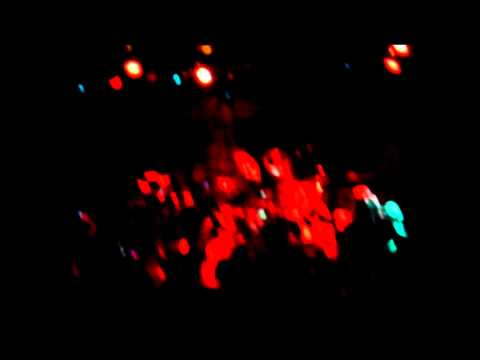 GWAR-Black and Huge, live Brooklyn, NY Oct 16, 2012