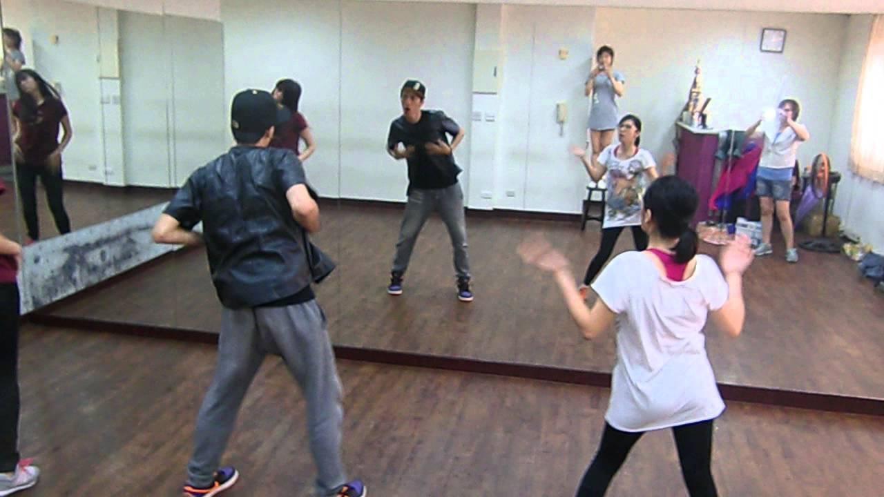 20141102a MEI 跳進來JUMP IN 崴德老師 舞蹈教學4配樂 - YouTube
