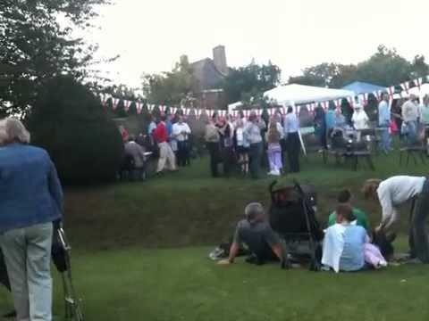 Haslingfield fête