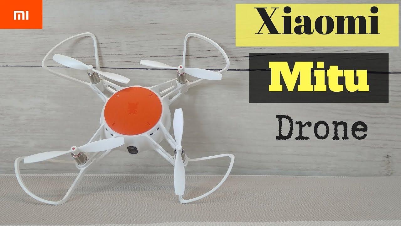 73a39d76a17 Xiaomi Mitu Mini Drone Review Greek {GearBest} - YouTube