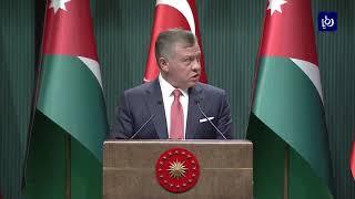 جلالة الملك والرئيس التركي يبحثان هاتفياً العلاقات بين البلدين - (24-10-2018)