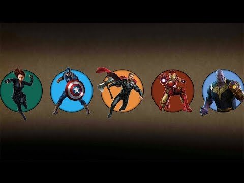 Shadow Fight 2 - Тень против Мстителей!