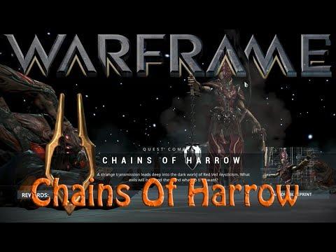 Warframe - Chains Of Harrow Quest (How To Get Harrow)