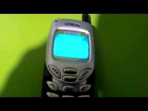 La retroprova del Samsung SGH-R200S