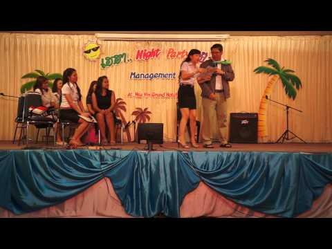 การแสดง กลุ่มอาจารย์ ZAB ZA ZEED