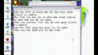 Game | hướng dẫn hack game plants vs zombies | huong dan hack game plants vs zombies