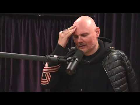 Billy Corgan Breaks-down the Music Industry - Joe Rogan