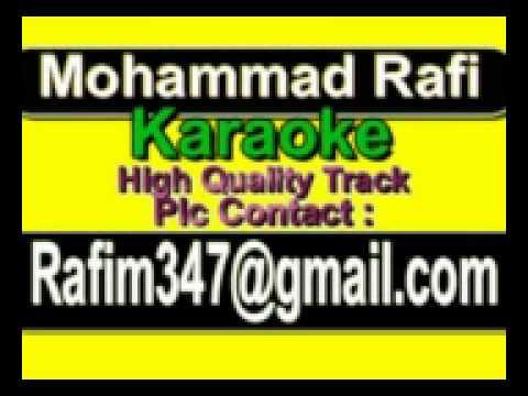 Thahriye Hosh Mein Aa Karaoke Mohabbat Isko Kahete Hain {1965} Rafi