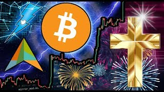 Bitcoin Smashes $4k!!! Could Golden Cross Actually Kick Start the Next Bull Run?!? Fidelity LN Torch