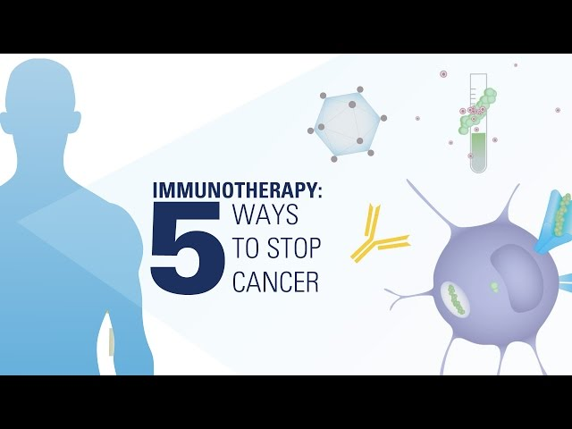 Immunotherapy: 5 Ways to Stop Cancer