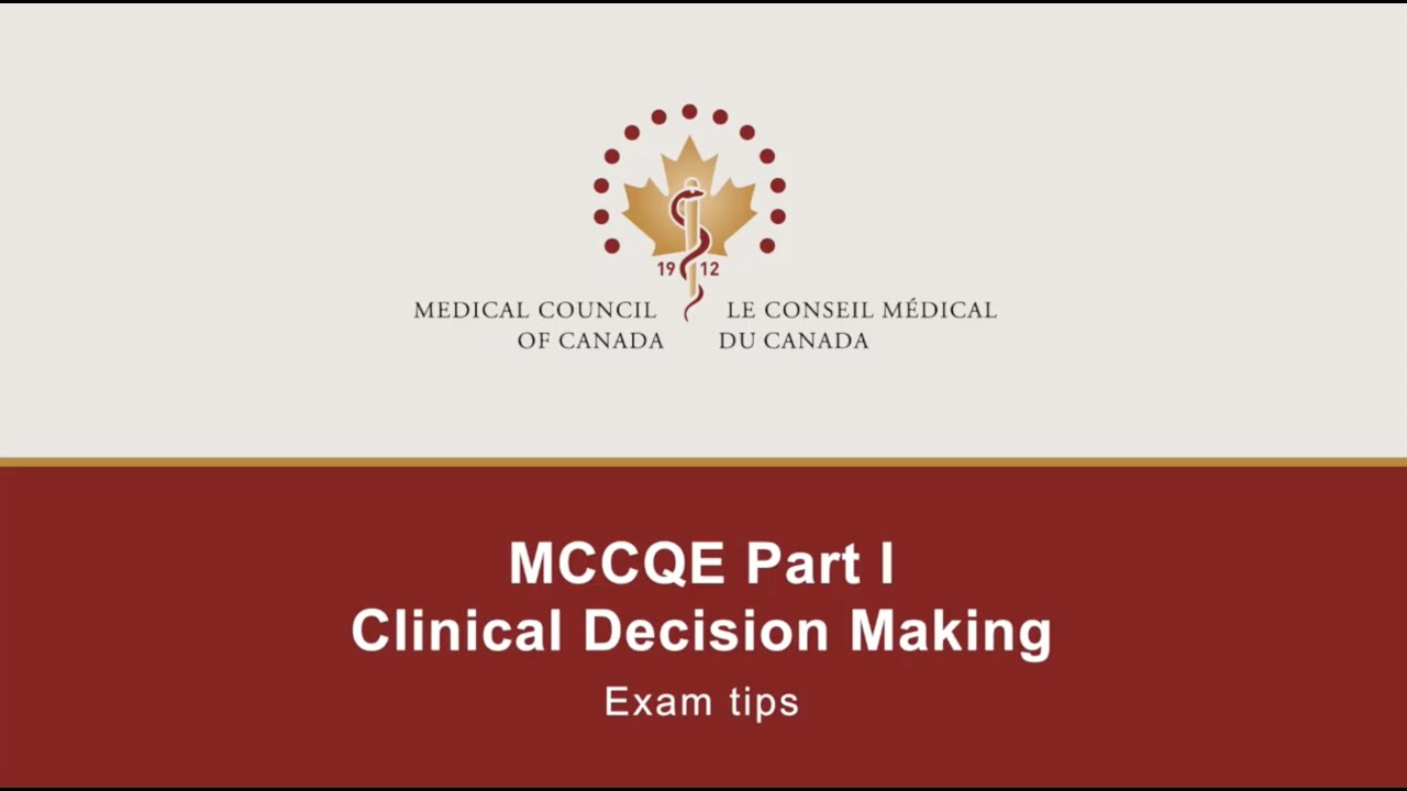 Preparation resources | Medical Council of Canada