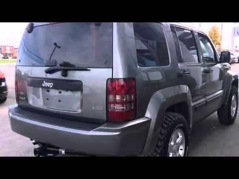 2012 jeep liberty sport 4x4 offroad youtube. Black Bedroom Furniture Sets. Home Design Ideas