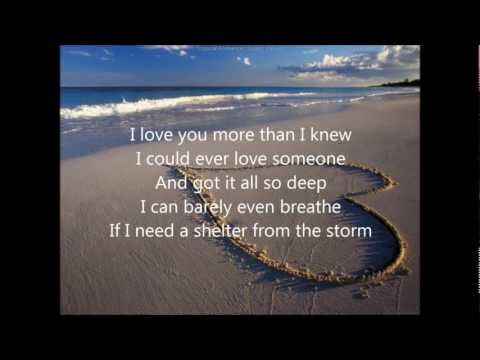 All I ever needed- Paul McDonald and Nikki Reed  (with lyrics)