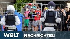 WELT NEWS IM STREAM: Randale in Göttingen - Bewohner versuchen Corona-Quarantäne  zu brechen