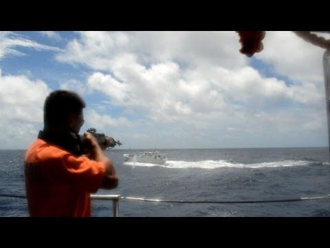 Video shows Philippine shooting of Taiwan boat
