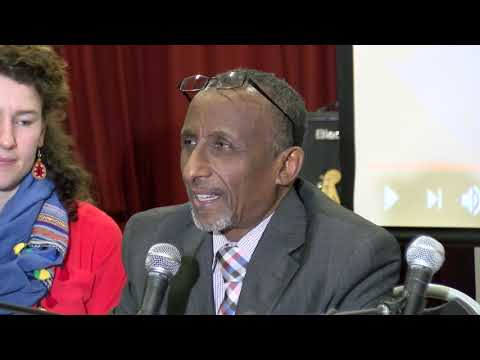 Somali Week Festival 2017, Day 6 Part 1- Un-Belonging and In-Between