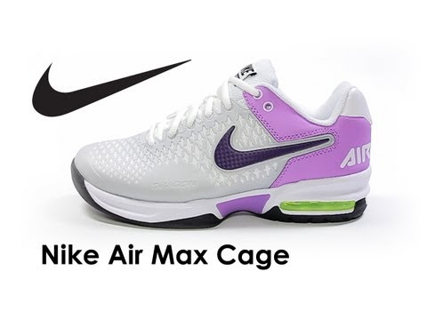 Nike Air Max Cage Womens Shoe Review