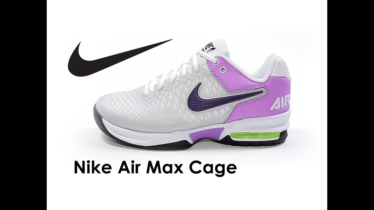 check out 5c62f f4951 Nike Air Max Cage Womens Shoe Review