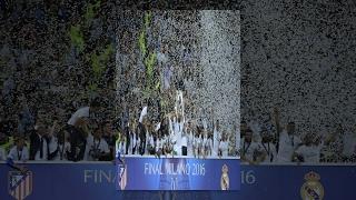 Ligue des champions 2016 - Real Madrid vs Atletico Madrid - Et de onze pour le Real Madrid !!!!