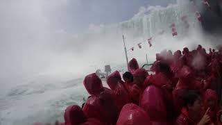 Niagara Falls - Canada 2018 - (4K with music)