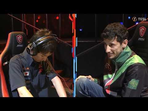 IESF 2018 - Tekken 7 Grand Finals - JPN Hakaioh (King) vs KSA Sora (Jin) thumbnail