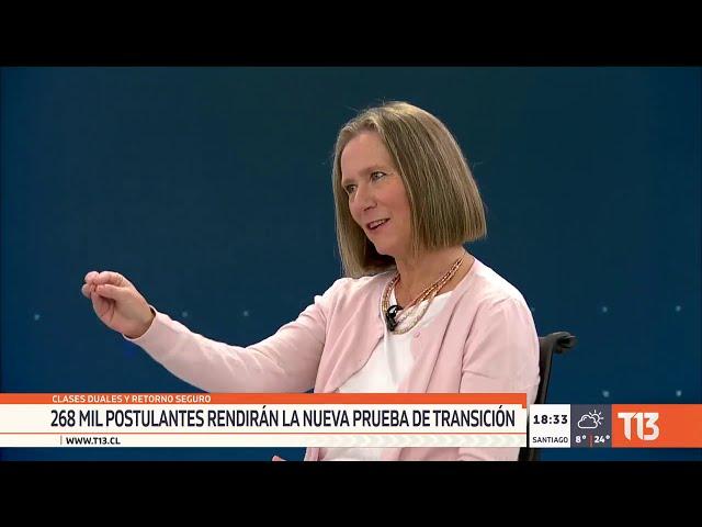 Entrevista a Directora Académica de Cognita Chile en T13