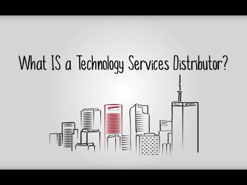 What is a Master Agent / Technology Services Distributor - Intelisys