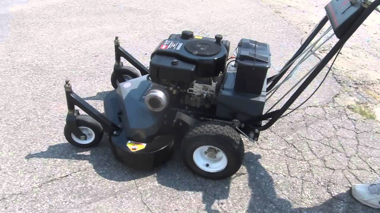 Sutech Stealth 33 Quot Walk Behind Lawn Mower Wise Buys New