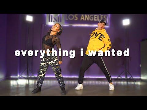 billie-eilish---everything-i-wanted-(steff-remix)- -matt-steffanina-choreography