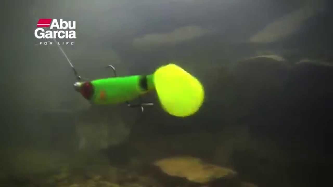 Splitter nya Abu Garcia Svartzonker McPike 18 cm - YouTube IQ-98