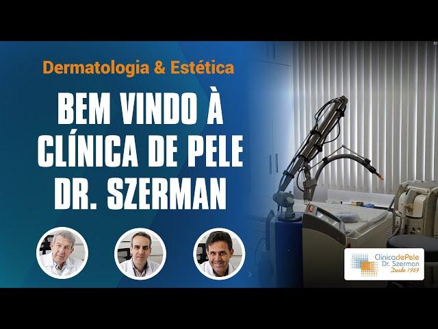 Seja bem-vindo | Conheça a Clínica de Pele | Saiba como obter um tratamento seguro e eficaz.
