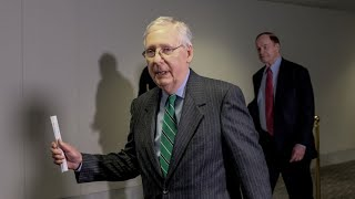 Gambar cover Democrats Block Senate Stimulus Bill After Negotiations Falter