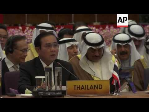 Thai PM opens Asia Cooperation Dialogue