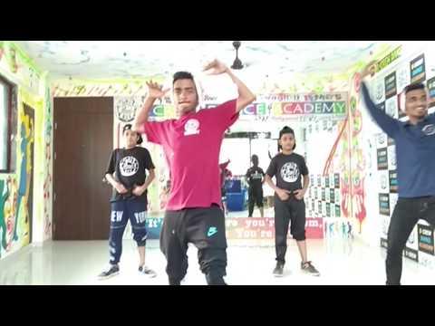 Christmas Dance l B-Crew  Dance l Academy 2k17