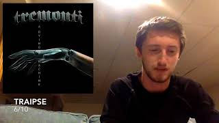 Tremonti- A Dying Machine Album Review
