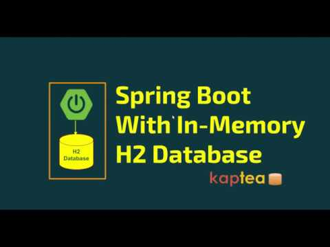 Spring Boot H2 Database Example