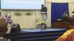 Changing time by our own Dr. Robert Larbi-Odam MRCCI Sunday sermon
