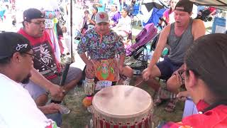 Scout Society (Contest Song #1) @ Tooele Powwow 2018.
