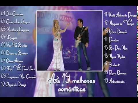 As 19 Melhores Românticas - Banda Calypso