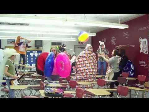 Harlem Shake - (Study Hall Edition) - Deshler Middle School