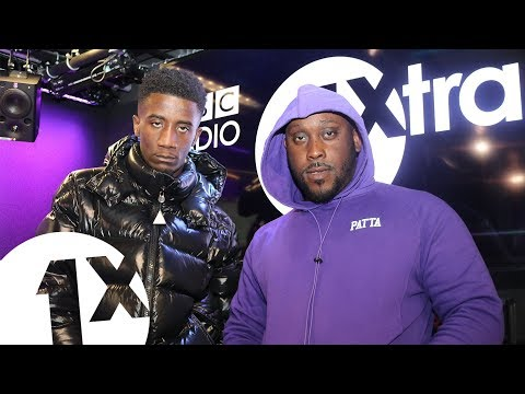 CS - Voice Of The Streets Freestyle (Part 2) W/ Kenny Allstar on 1Xtra