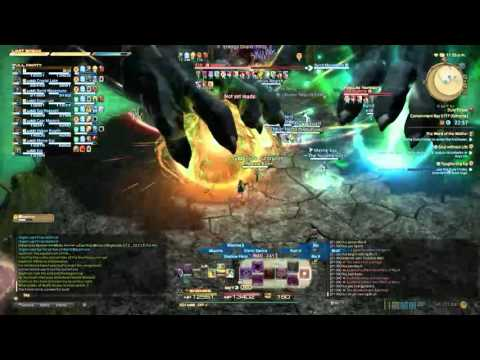 FFXIV Containment Bay S1T7 (Sephirot) Extreme (SCH PoV