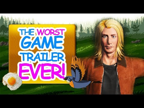 The Worst Game Trailer Ever