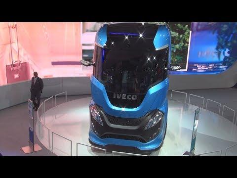Iveco Z Truck LNG Future Truck Exterior and Interior