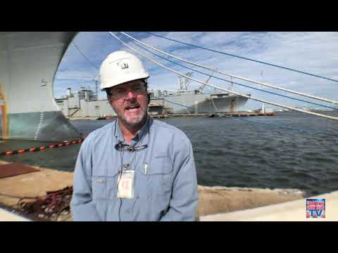 Detyens Shipyards: Investing for the Next 50 Years