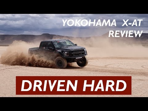 Yokohama Geolandar X-AT Test Drive And Review - Mint 400